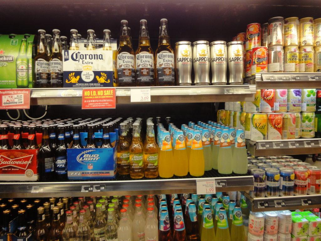 グアムのABCマート