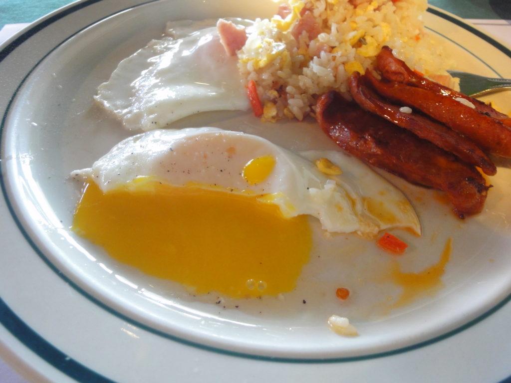 チャモロ亭@グアムの卵料理