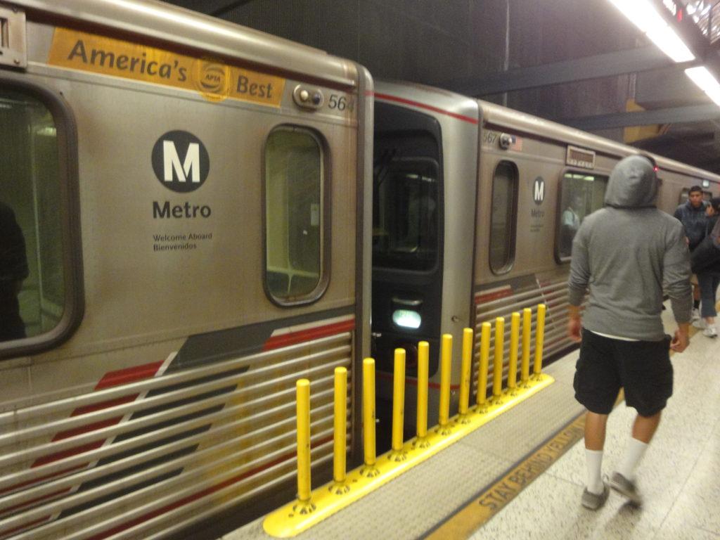 ロサンゼルス地下鉄