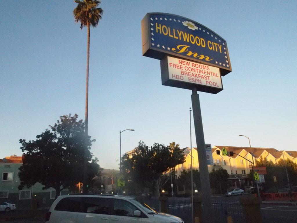 ハリウッドシティイン
